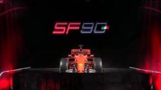 Formula 1, svelata la nuova Ferrari SF90