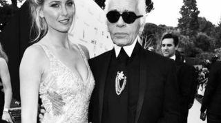Karl Lagerfeld morto, i post su Instagram di star e modelle
