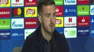 """Juve, Pjanic: """"Vogliamo tornare a Madrid per giocarci la finale"""""""