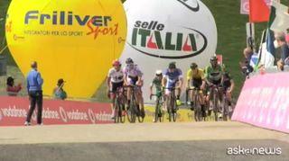 Tappa del Giro d'Italia 2020 partirà da base Frecce Tricolori