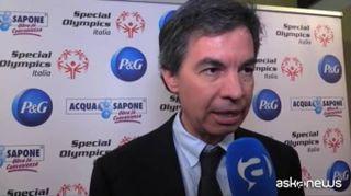 Moratti (Special Olympics): con P&G alleanza nel nome del sociale