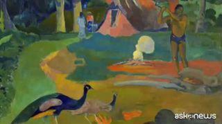 """Esce il trailer di """"Gauguin a Tahiti. Il paradiso perduto"""""""