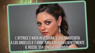 Le star che sono bilingui