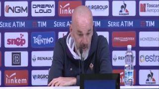 """Fiorentina, Pioli: """"Chiesa non è un simulatore"""""""