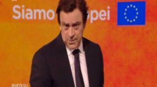 """Crozza presenta Calenda, il ministro che """"piacicchia"""""""