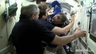 Spazio, 3 nuovi astronauti sulla Stazione spaziale internazionale