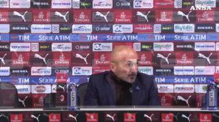 L'Inter vince il derby, Spalletti respira