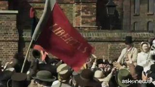 """""""Peterloo"""", Mike Leigh: un film perché preoccupato per democrazia"""
