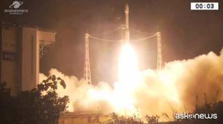Spazio, satellite italiano Prisma è in orbita attorno alla Terra