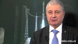 Spazio, lancio Prisma: il commento del commissario dell'Asi