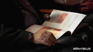 """L'ultimo dei mecenati"", documentario dedicato al prof. Emanuele"