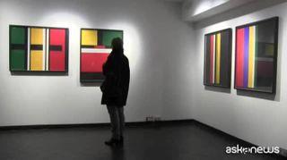 La pittura oltre la cecità: Giancarlo Cerri torna a dipingere