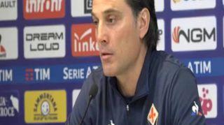 """Fiorentina, Montella: """"Settimana decisiva per il nostro futuro"""""""