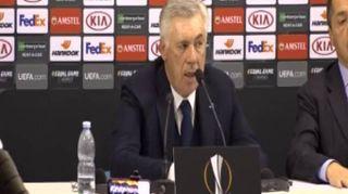 """Ancelotti: """"Grande dispiacere ma la rosa è di qualità e la miglioreremo"""""""