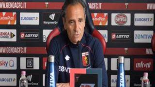 "Genoa, Prandelli: ""Col Torino partita determinante"""