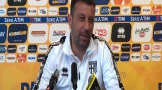 "Parma-Milan, D'Aversa: ""Voglio una partita determinata e propositiva"""