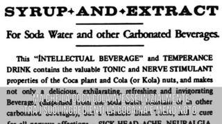 La Coca-Cola conteneva davvero cocaina?