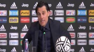 """Fiorentina, Montella: """"La squadra ha creato tante occasioni"""""""