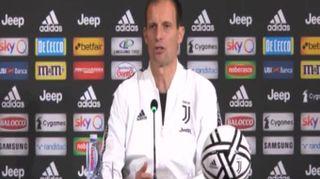 """Juventus, Allegri: """"Ottavo scudetto, traguardo straordinario"""""""