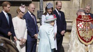 Regina Elisabetta, compleanno in famiglia. Ma Meghan non c'è
