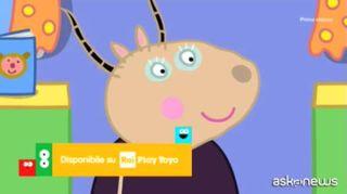 Peppa Pig insegna ai più piccoli il piacere della lettura