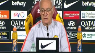 """Roma, Ranieri: """"Dio vede e provvede. Attenti al Cagliari"""""""