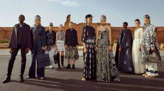 Dior Cruise 2020, le immagini della sfilata