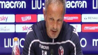 Il Bologna pareggia 3-3 con la Lazio e guadagna la salvezza