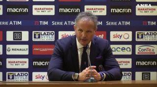 Il Bologna pareggia in casa Lazio e si salva