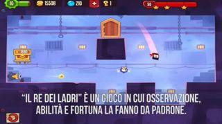 """Videogames: King of Thieves (Il Re dei Ladri), un altro gioco d'astuzia da """"dipendenza"""""""