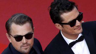 Cannes 2019, i belli impazzano sul red carpet: Leonardo DiCaprio e Orlando Bloom