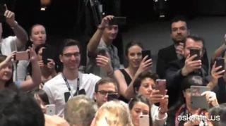 Cannes, ovazione per Sylvester Stallone: presenta nuovo Rambo V