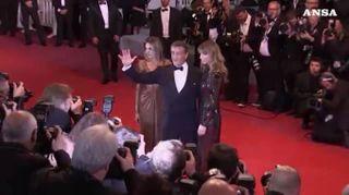 Lezione di cinema con Sylvester Stallone a Cannes