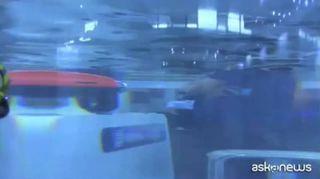 Pesci-droni, robot, ologrammi: oggetti bizzarri al Ces Shanghai