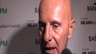 """Milan, Arrigo Sacchi presenta il suo libro """"La Coppa degli Immortali"""""""