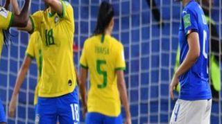 Mondiali femminili, vince il Brasile ma l'Italia è prima nel girone