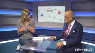 Il professor Pier Luigi Rossi: più felici se mangiamo bene