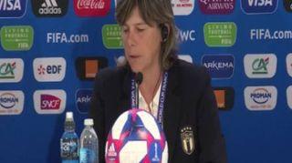 """Mondiali femminili, Bertolini: """"Cina avversario molto forte"""""""