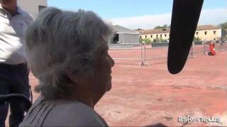 Ali storiche su Venezia, sul Dc-3 con la prima hostess italiana
