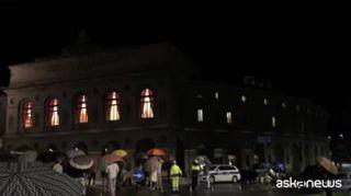 """L'Accademia di Belle Arti illumina di """"nuovo"""" lo Sferisterio"""