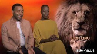 """""""Il re leone"""", l'intervista alle star Usa di Scar e iena Shenzi"""