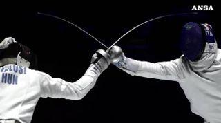 Mondiali di scherma: fioretto donne, e' doppio bronzo Italia