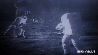 """Apollo 11, """"L'Eagle è atterrato"""": così l'uomo conquistò la Luna"""