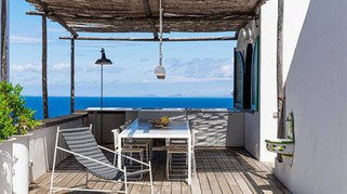 Una dimora esclusiva in vendita a Capri