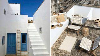 Maison Salentina, una casa con terrazza sul tetto