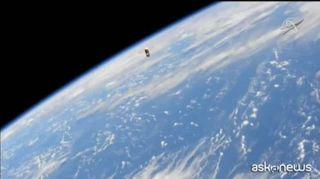 Spazio, fallito l'attracco all'Iss della Soyuz col robot Fedor