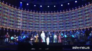 Elisa canta in salentino e grico per la Notte della Taranta