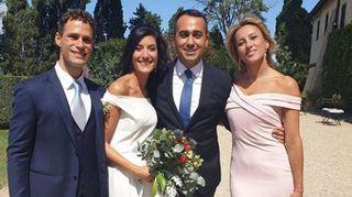 Di Maio e fidanzata vanno a nozze (del portavoce Rubei)