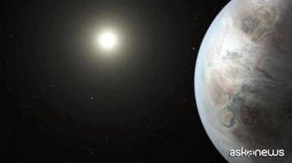 Spazio, scoperta super Terra con vapore acqueo in zona abitabile