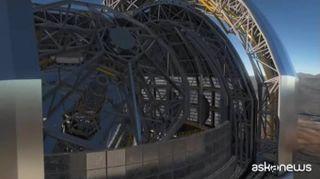 D'Amico: con ELT si aprirà un periodo grandioso per l'astronomia